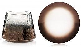 Духи, Парфюмерия, косметика Абажур и подставка для большой свечи - Yankee Candle Sheridan Metallic Ombre Large Shade & Tray Set