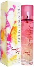 Духи, Парфюмерия, косметика Cindy Crawford Summer Day - Туалетная вода (тестер с крышечкой)