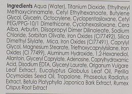 Солнцезащитный матирующий интенсивный BB крем для лица - Genosys Intensive Blemish Balm Cream SPF30 — фото N4