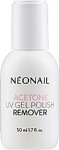 Духи, Парфюмерия, косметика Жидкость для снятия гель-лака - NeoNail Professional Acetone UV Gel Polish Remover
