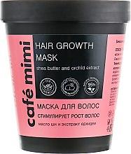 "Духи, Парфюмерия, косметика Маска для волос ""Стимулирует рост волос"" - Cafe Mimi Hair Growth Mask"