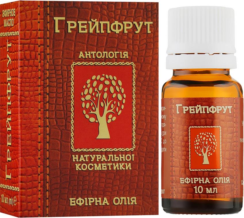Эфирное масло грейпфрута - Фармаком