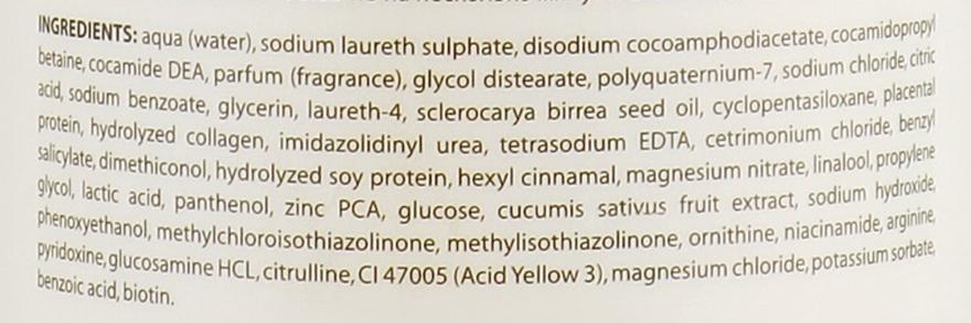 Шампунь восстанавливающий с биотином - Periche Professional Treatment Kode Repair Shampoo — фото N5