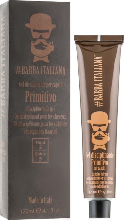 Гель для укладки волос - Barba Italiana Primitivo Gel