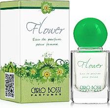 Парфумерія, косметика Carlo Bossi Flower  Green - Парфумована вода (міні)