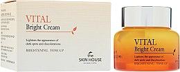 Духи, Парфюмерия, косметика Витаминизированный крем для ровного тона лица - The Skin House Vital Bright Cream