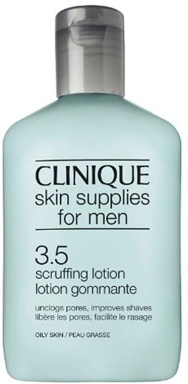 Відлущуючий лосьйон для жирної шкіри - Clinique Skin Supplies For Men Scruffing Lotion 3.5 For Oily Skin — фото N1