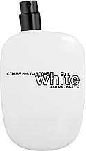 Духи, Парфюмерия, косметика Comme des Garcons White - Туалетная вода (Тестер без крышечки)