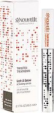 Духи, Парфюмерия, косметика Сыворотка для ресниц и бровей - Synouvelle Cosmectics Targeted Treatments Lash & Brow Activating Serum