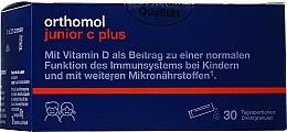 "Духи, Парфюмерия, косметика Витамины для детей ""Junior C Plus"", малина и лайм - Orthomol Immun"