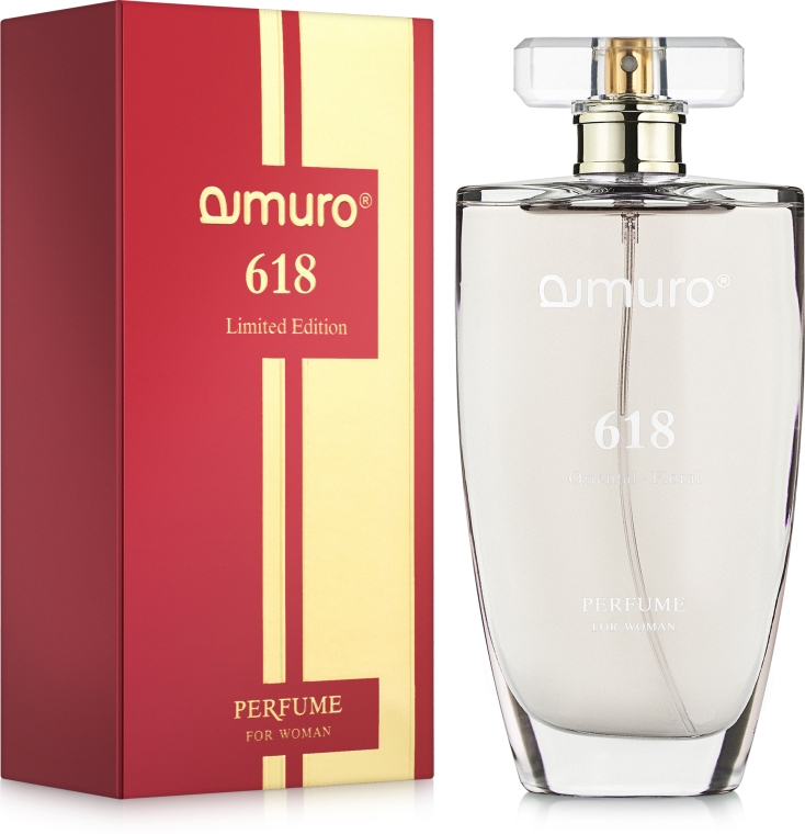 Dzintars Amuro For Woman 618 - Духи