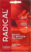 Духи, Парфюмерия, косметика Восстанавливающая маска для поврежденных волос - Farmona Radical Mask