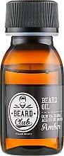 Духи, Парфюмерия, косметика Масло янтарное для бороды - Beard Club Beard Oil
