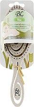 Духи, Парфюмерия, косметика Щетка для волос из биопластика, 417001 - Beauty Line