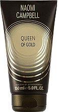Духи, Парфюмерия, косметика Naomi Campbell Queen of Gold - Гель для душа