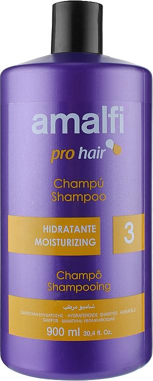 """Шампунь профессиональный """"Увлажняющий"""" - Amalfi Pro Hair Moisturizing Shampoo"""