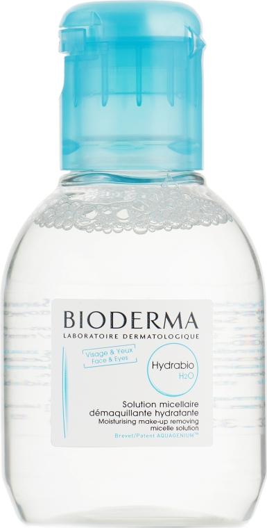 Увлажняющий мицеллярный раствор - Bioderma Hydrabio H2O Micelle Solution
