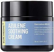 Духи, Парфюмерия, косметика Успокаивающий крем для лица с азуленом - Neogen Sur.Medic Azulene Soothing Cream