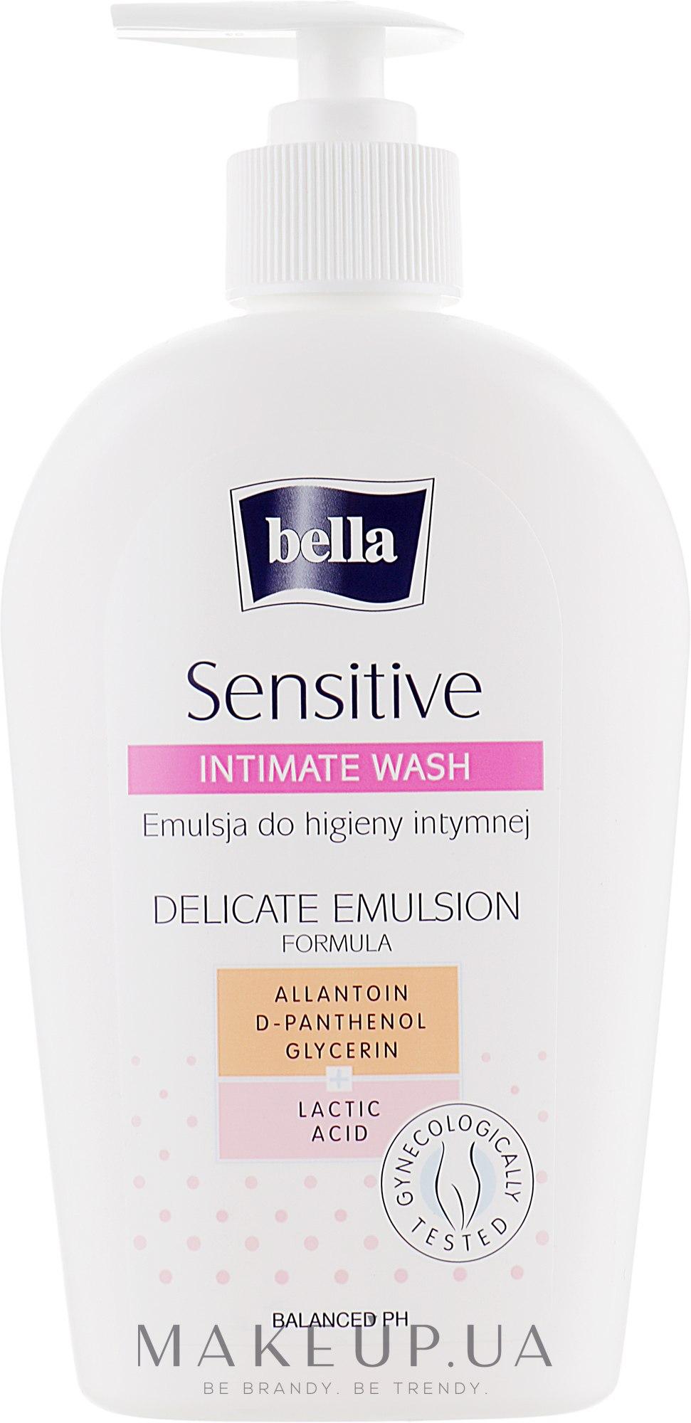 Эмульсия для интимной гигиены - Bella Sensitive — фото 300ml