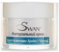 Духи, Парфюмерия, косметика Крем для кожи вокруг глаз с экстрактами Арники и Черники - Swan Face Cream