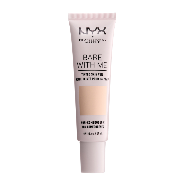 Тинт-вуаль для лица - NYX Professional Makeup Bare With Me Tintd Skin Veil