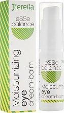 Парфумерія, косметика Крем-бальзам зволожувальний для шкіри навколо очей - J'erelia Esse Balance