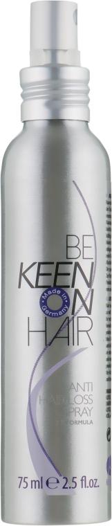 Спрей против выпадения волос - Keen Anti Hair Loss Spray