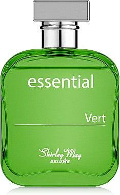 Shirley May Essential Vert - Туалетная вода (тестер с крышечкой) — фото N1