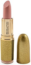 Духи, Парфюмерия, косметика Помада для губ - Makeup Revolution Life On The Dance Floor VIP Lipstick