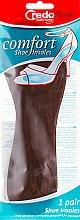 Духи, Парфюмерия, косметика Стельки коричневые с мягкой пеной, ультратонкие - Credo Solingen Comfort Shoe Insoles