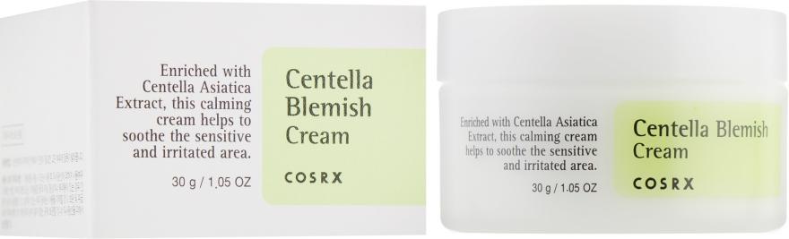 Заживляющий крем с центеллой - Cosrx Centella Blemish Cream