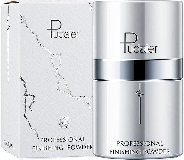 Рассыпчатая пудра для лица - Pudaier Professional Soft Loose Powder Control