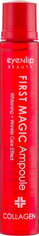 Сыворотка для лица с коллагеном - Eyenlip First Magic Ampoule Collagen