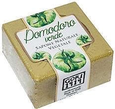 "Духи, Парфюмерия, косметика Мыло ""Зеленый помидор"" - Gori 1919 Tomato Natural Vegetable Soap"