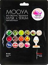 """Духи, Парфюмерия, косметика Маска + сыворотка """"Уход за грудью"""" - Beauty Face Mooya Bio Organic Treatment Mask + Serum"""