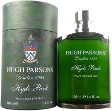 Духи, Парфюмерия, косметика Hugh Parsons Hyde Park - Парфюмированная вода