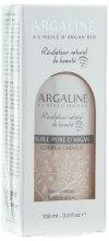 Духи, Парфюмерия, косметика Аргановое масло косметическое для питания и восстановления кожи - Argaline A L`Huile D`Argan Bio Huile Pure D'Argan