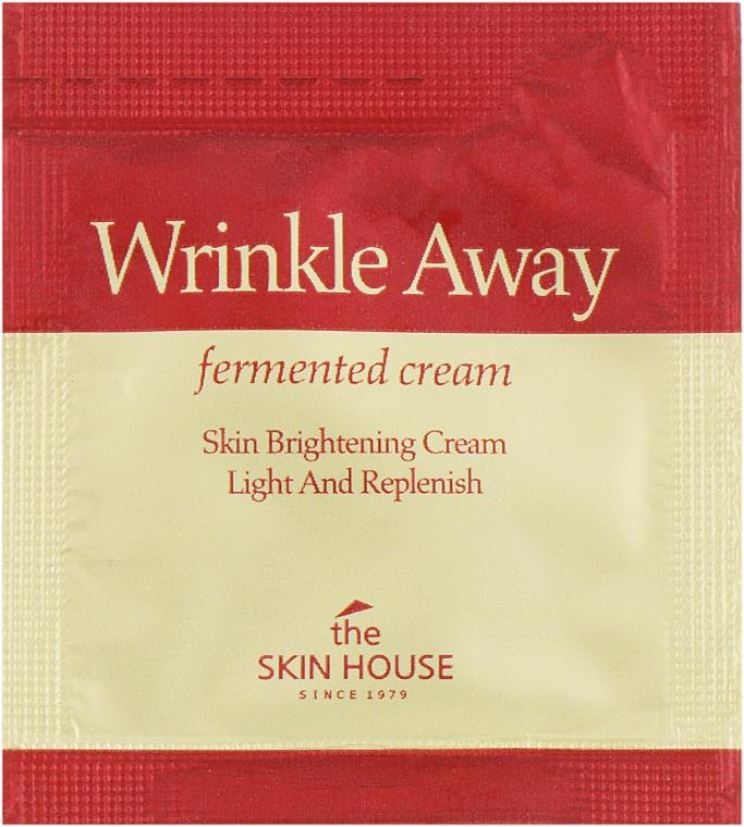 Антивозрастной ферментированный крем - The Skin House Wrinkle Away Fermented Cream (пробник)