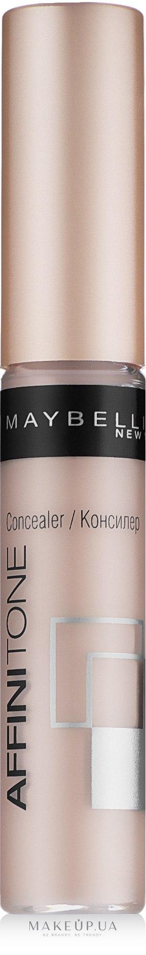 Корректор - Maybelline New York Affinitone Concealer — фото 01 - Nude