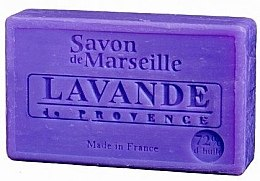 "Духи, Парфюмерия, косметика Мыло натуральное ""Прованская лаванда"" - Le Chatelard 1802 Provence Lavender"