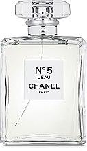 Духи, Парфюмерия, косметика Chanel N5 L'Eau - Туалетная вода (тестер с крышечкой)