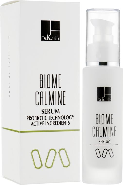 Антивозрастная сыворотка для лица - Dr. Kadir Biome-Calmine Serum