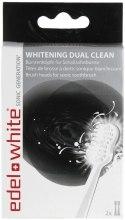 """Духи, Парфюмерия, косметика Насадки для зубной щетки """"Отбеливающие"""" - Whitening Dual Clean Edel+White Sonic Generation"""