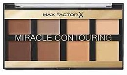 Духи, Парфюмерия, косметика Набор для скульптурирования лица - Max Factor Miracle Contouring Palette