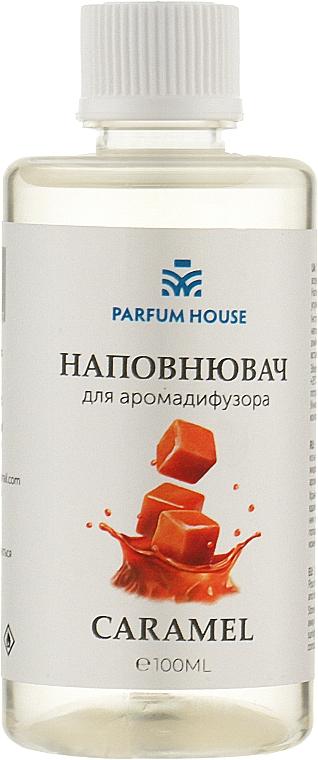 """Наполнитель для диффузора """"Карамель"""" - Parfum House Caramel"""