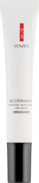 Крем для век с никотинамидом - Venzen Nicotinamide Hydrating Moisturizing Eye Cream