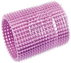 Духи, Парфюмерия, косметика Бигуди пластиковые мягкие 55 мм, светло-лиловые - Olivia Garden