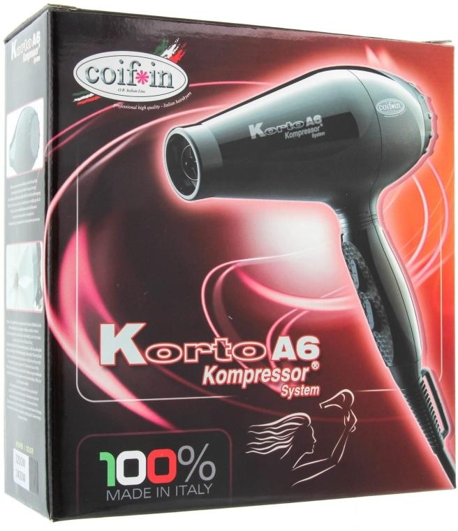 Фен для волос - Coifin Korto A6