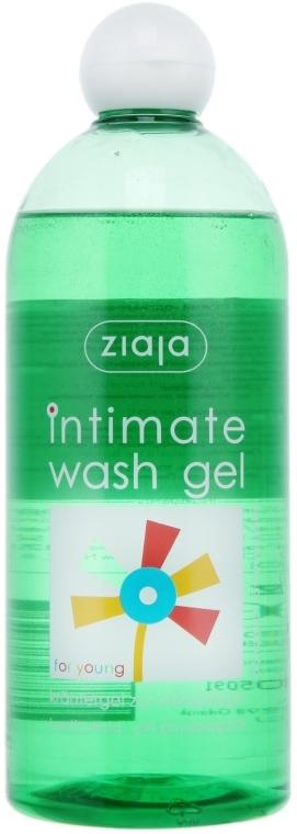 """Гель для интимной гигиены """"Одуванчик"""" - Ziaja Intima Gel"""
