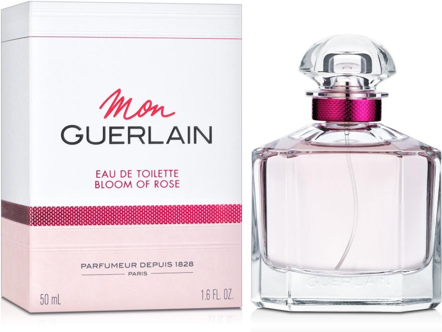 Guerlain Mon Guerlain Bloom of Rose - Туалетная вода